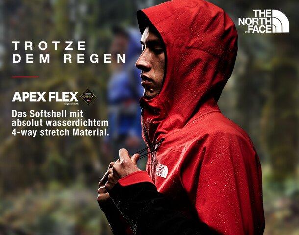 premium selection a267e b973c THE NORTH FACE Apex Flex bei INTERSPORT