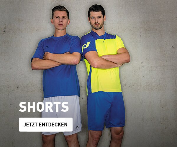 Sportliche Shorts kaufen im Onlineshop von INTERSPORT