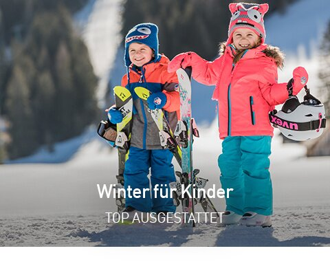 Kinder Winteroutfit Intersport