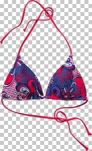 etirel Damen Bikinioberteil D-Bikini-OT Miri flower