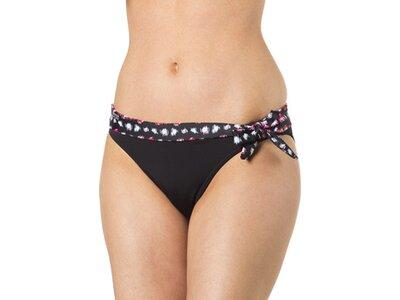 etirel Damen Bikinihose Milly solid Schwarz