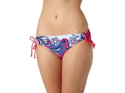 etirel Damen Bikinihose D-Bikinihose Moya flower Blau