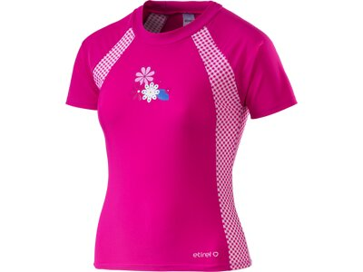 etirel Kinder Shirt Mä-T-Shirt Lizeta jrs Pink