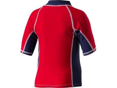 etirel Kinder Shirt KK-T-Shirt Lance Rot