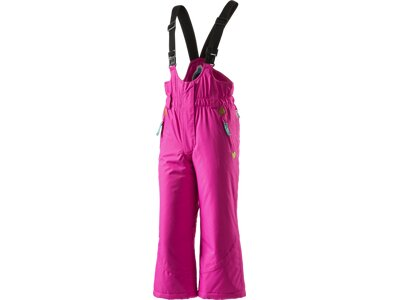 etirel Kinder Latzhose KK-Hose Honey Pink