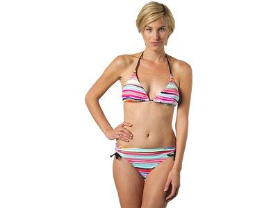 etirel Damen Bikinioberteil D-Bikini-OT Miri stripe Bunt