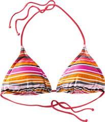 etirel Damen Bikinioberteil D-Bikini-OT Miri stripe
