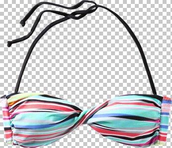 etirel Damen Bikinioberteil D-Bikini-OT Maggy stripe