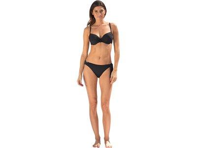 etirel Damen Bikinioberteil Miriam solid Schwarz