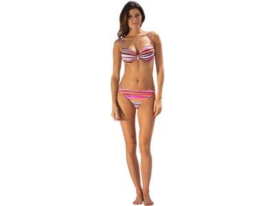 etirel Damen Bikinihose D-Bikinihose Melly stripe Bunt