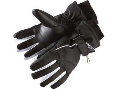 etirel Damen Handschuhe D-Handsch.Angela Schwarz
