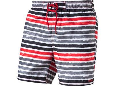 etirel Herren Badeshorts H-Shorts Koby Rot