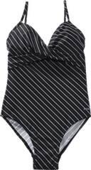 etirel Damen Badeanzug D-Badeanzug Marianne Diagonal