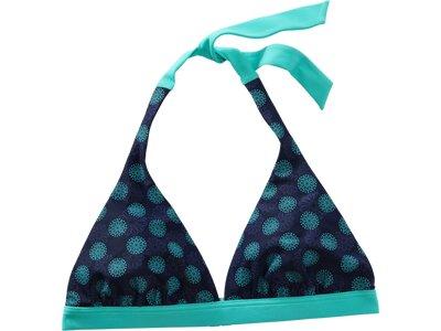 etirel Damen Bikinioberteil Mia Floral Blau