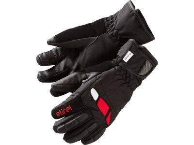 etirel Kinder Handschuhe K-Handsch.Twino jrs Schwarz