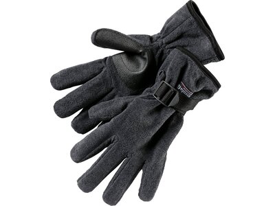 etirel Herren Handschuhe Zach Grau