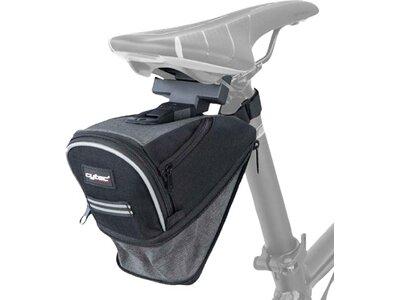 CYTEC Fahrradtasche Satteltasche Schwarz