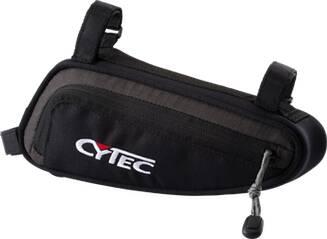 CYTEC Fahrradtasche Rahmentasche mit großem Zippfach