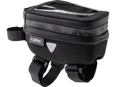 CYTEC Rahmentasche mit Smartphonefenster Schwarz