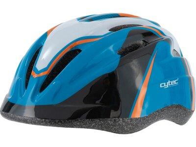 CYTEC Kinder Fahrradhelm Yangsta Blau