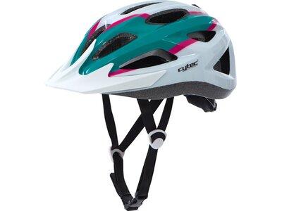 CYTEC Kinder Fahrrad-Helm Firestarter 2.8 Weiß
