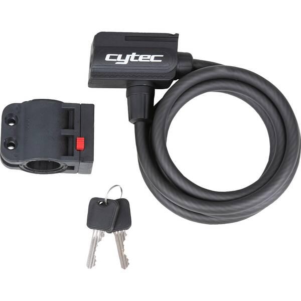CYTEC Spiralkabelschloss MT-3506/MT-3506
