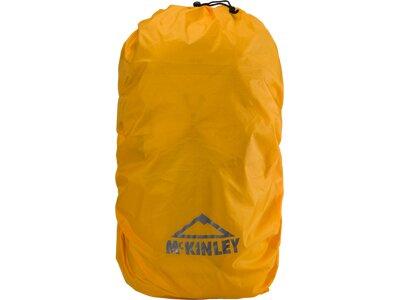 McKINLEY Rucksack Rucksack-Regenhülle Gelb