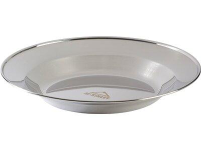 McKINLEY Geschirr Teller flach Silber