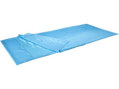 McKINLEY Schlafsack Decken-Innenschlafsack Seide Blau