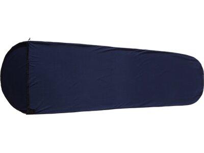 McKINLEY Schlafsack Micro Fleece Inlet Blau