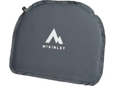 McKINLEY Sitzkissen Grau