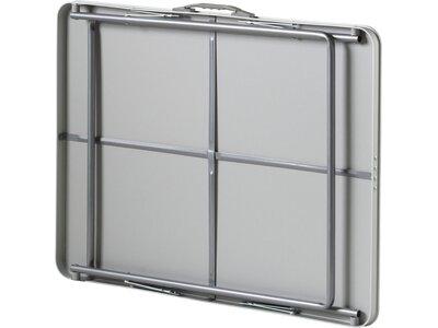 McKINLEY Camping-Tisch Koffer Silber