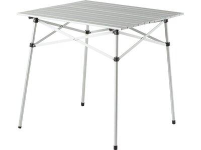 McKINLEY Campingteil Camping-Tisch Aluminium Silber