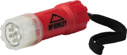 McKINLEY Taschenlampe LED Mini