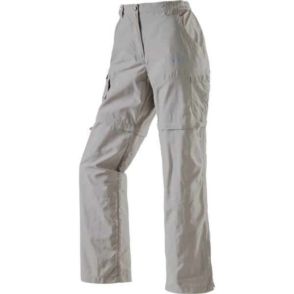 McKINLEY Damen Wanderhose / Zipp-Off-Hose Shirel short - Kurzgröße