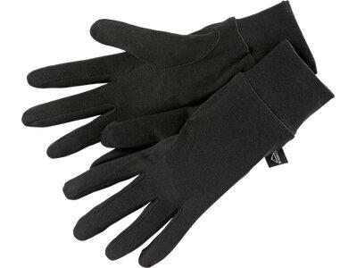 McKINLEY Herren Handschuhe Silk Schwarz