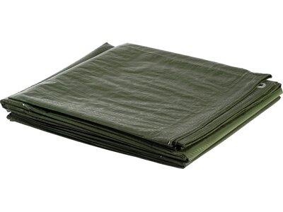 McKINLEY Zeltunterlage 3x4 Meter Grün