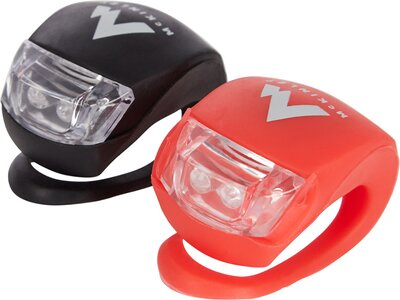 McKINLEY LED-Lampe Safety Doppelpack Bunt