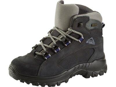 McKINLEY Kinder Trekkingstiefel Trek-Schuh Pordoi AQX Jr. Braun