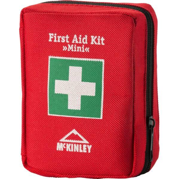 McKINLEY Erste Hilfe Mini Rot