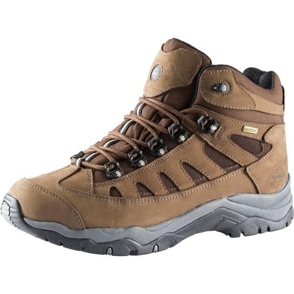 McKINLEY Herren Trekkingstiefel Trek-Schuh Wabash Leather AQX M
