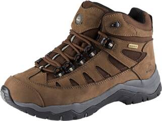 McKINLEY Damen Trekkingstiefel Trek-Schuh Wabash Leather AQX W
