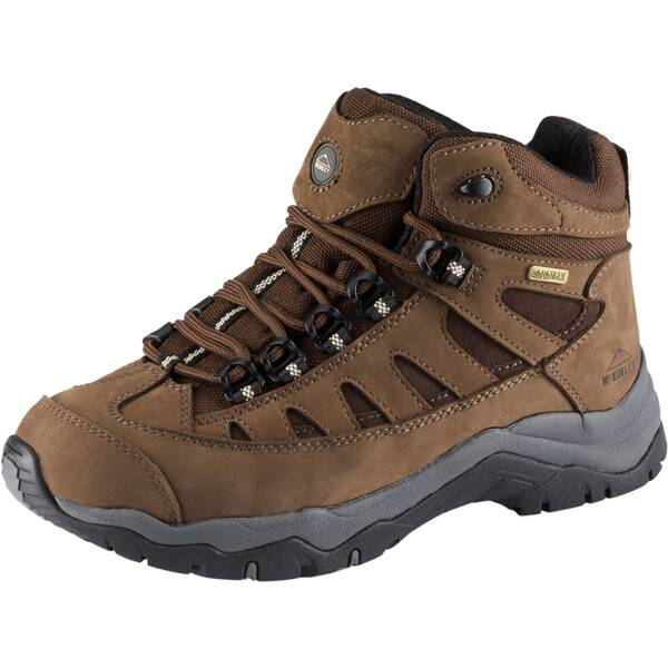 McKINLEY Damen Trekkingstiefel Trek-Schuh Wabash Leather AQX W