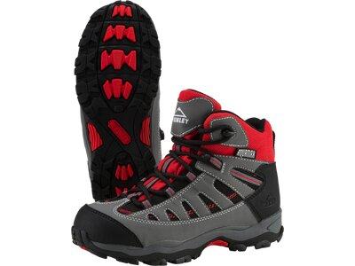 McKINLEY Kinder Trekkingstiefel Trek-Schuh Ulajah AQX Mid Jr. Grau