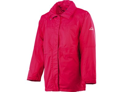 McKINLEY Damen Jacke D-Regenjacke Honoka Pink