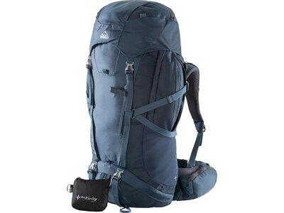 McKINLEY Rucksack Trekking-RS Yukon 50+10W Blau