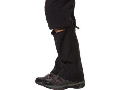 McKINLEY Damen Hose Mendoran Kurzgröße Schwarz