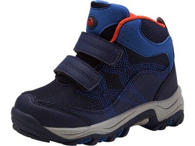 McKINLEY Kinder Trekkingstiefel Trek-Schuh Baby Trek Jr. Blau