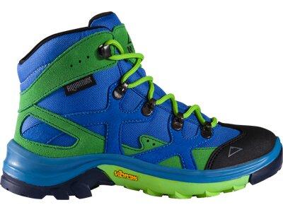 McKINLEY Kinder Trekkingstiefel Trek-Schuh Ribosome Action AQX Jr Blau