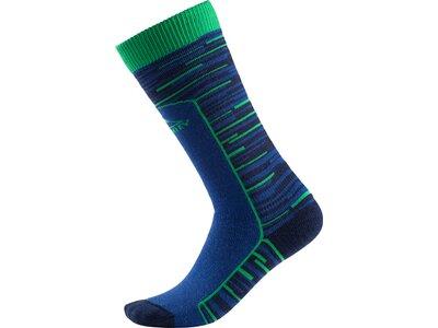 McKINLEY Strumpf Kinder Socky Blau